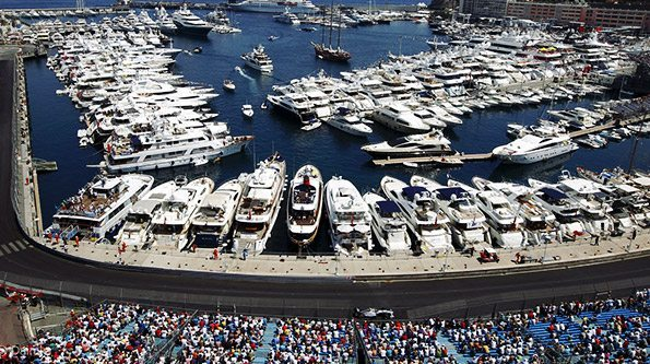 Monaco-yacht-grid-events