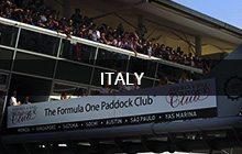 Paddock Club Italy