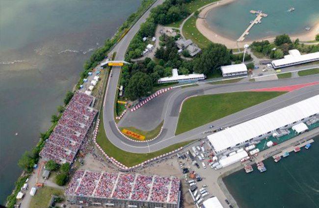 Privilege 12 Vip Tickets For F1 Canada Gpexperiences