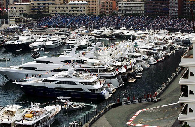 F1 Monaco Silver Hospitality Package   GPexperiences