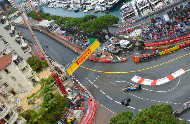 Monaco bronze terrace